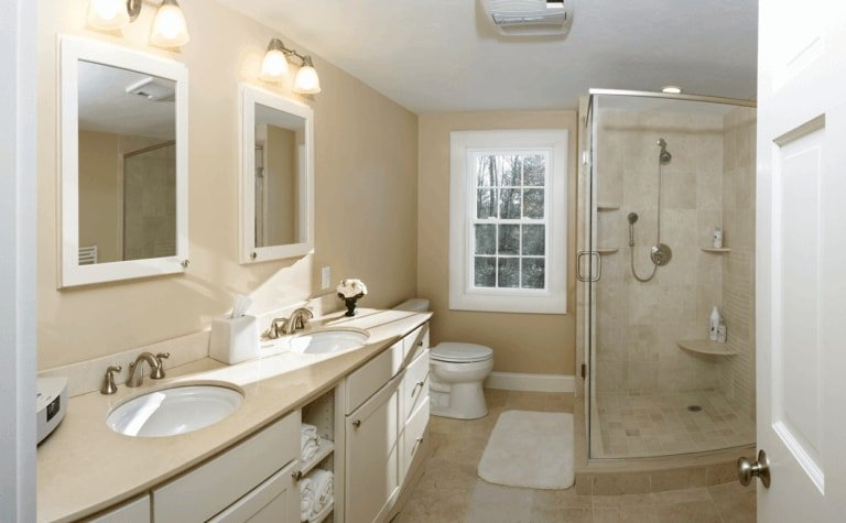 Bathroom remodeling professional