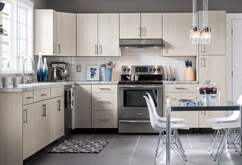 Cabinet remodelling adds beauty to the kitchen s environment