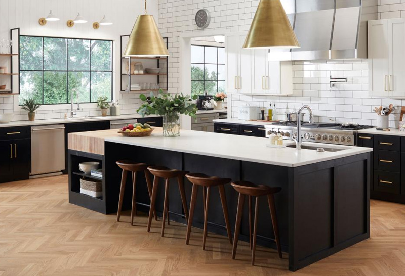 Custom kitchen remodeling as per your requirement