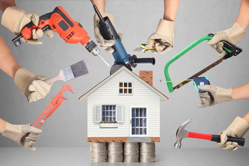 Home improvement services of professionals bring about drastic change in your home